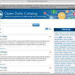 city of denver open data website